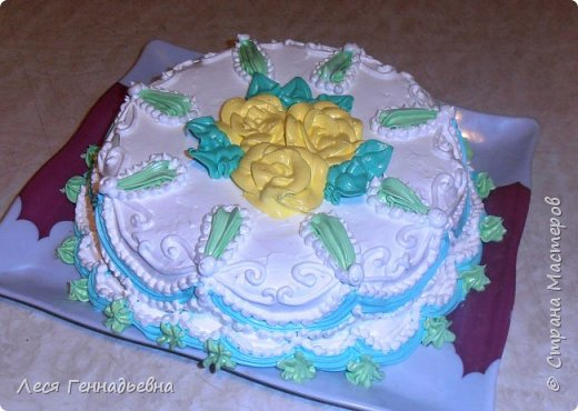 Мои тортики фото 22