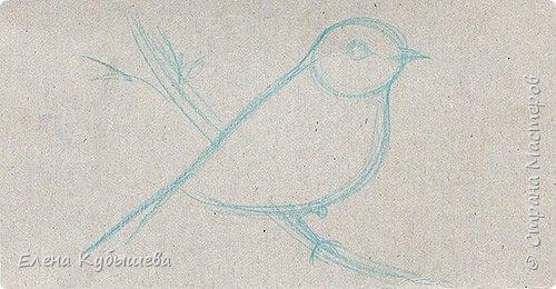 """Друзья, сейчас я увлеченно рисую пастелью, готовлю МК для вас на курсе <a href=""""http://stranamasterov.ru/workshop16"""">Сам себе художник</a> и хочу поделиться одним из заданий. Это Синяя Птица Удачи!   Мы желаем друг другу удачи по разным поводам. На праздники и в повседневной жизни, напутствуя кого-то в дорогу, на работу, экзамен, просто в любых начинаниях!  Размышляя о символах наших пожеланий, я всегда представляю яркую синюю птичку. Предлагаю вам изобразить свою птицу удачи в технике пастели.  фото 3"""