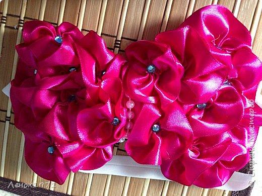 украшение  на головушку для девочек фото 3
