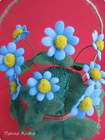 Здравствуйте, Мастера и мастерицы! Представляю Вам цветы из фоамирана.  Одуванчики. фото 14