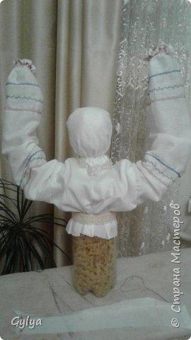 """Моя первая кукла и мой первый МК. Делала для конкурса """"Масленица"""" в детский сад. Кукла высотой 46 см, вместе с блином-солнышком высота составляет 60 см. фото 20"""