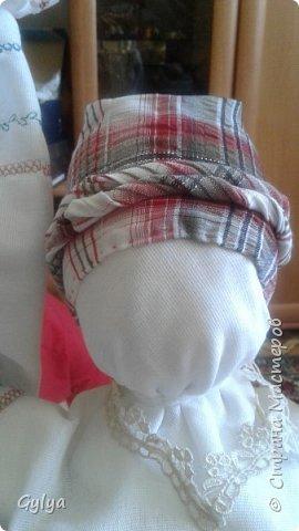 """Моя первая кукла и мой первый МК. Делала для конкурса """"Масленица"""" в детский сад. Кукла высотой 46 см, вместе с блином-солнышком высота составляет 60 см. фото 31"""