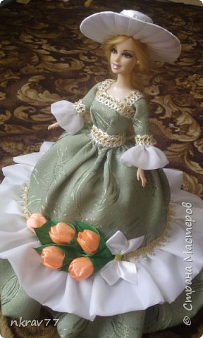 Новая куколка-шкатулка фото 1