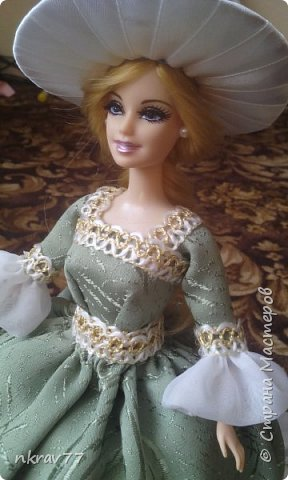 Новая куколка-шкатулка фото 4