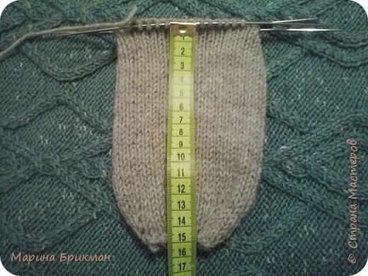 Здравствуйте, друзья! Рада представить вам мастер-класс по вязанию спицами игрушек. Сегодня это будет котик с карамелькой. фото 10