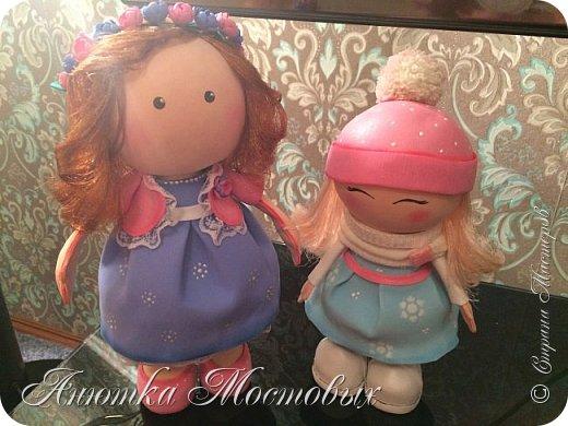 Вот и набралась у меня уже коллекция подарков на 8 марта))) фото 2