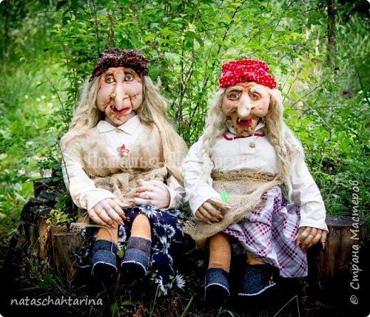 Куклы разные работы