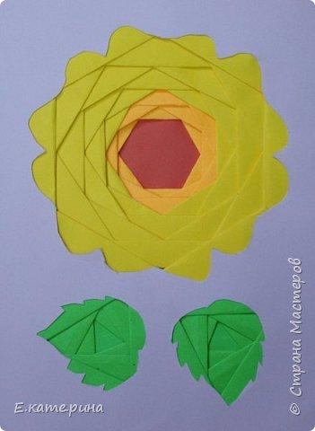 Эта работа моя. Захотелось показать маленьким сладкоежкам,как можно использовать конфетные фантики. Остальные работы детей. фото 4