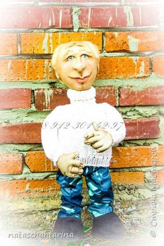 Кукла Владимир Владимирович