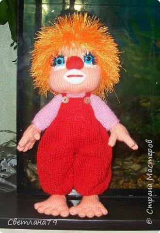 клоун Рыжик фото 1