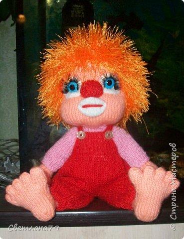 клоун Рыжик фото 2