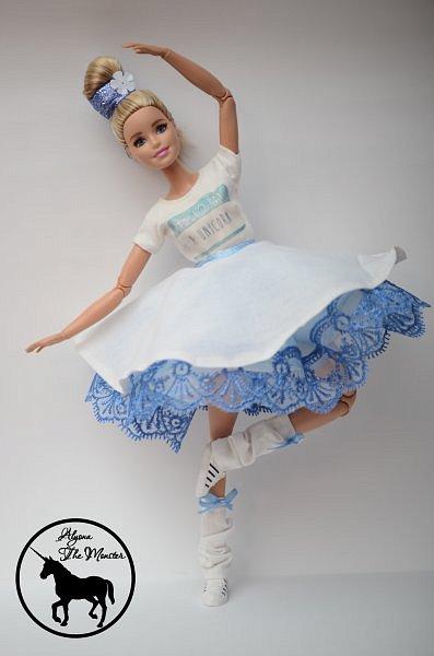 """Приветствую всех жителей Страны Мастеров! Сегодня я представлю свою работу на конкурс """"Балерина"""" https://stranamasterov.ru/node/1078664?tid=675"""