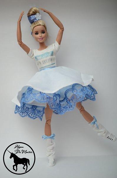 """Приветствую всех жителей Страны Мастеров! Сегодня я представлю свою работу на конкурс """"Балерина"""" https://stranamasterov.ru/node/1078664?tid=675 фото 3"""