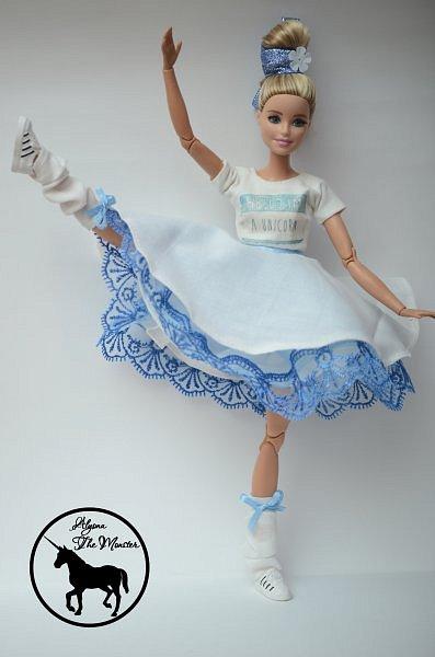 """Приветствую всех жителей Страны Мастеров! Сегодня я представлю свою работу на конкурс """"Балерина"""" https://stranamasterov.ru/node/1078664?tid=675 фото 4"""