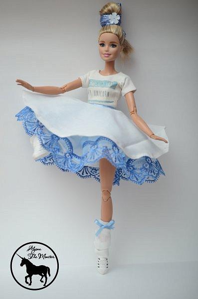 """Приветствую всех жителей Страны Мастеров! Сегодня я представлю свою работу на конкурс """"Балерина"""" https://stranamasterov.ru/node/1078664?tid=675 фото 5"""