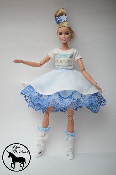 """Приветствую всех жителей Страны Мастеров! Сегодня я представлю свою работу на конкурс """"Балерина"""" https://stranamasterov.ru/node/1078664?tid=675 фото 6"""