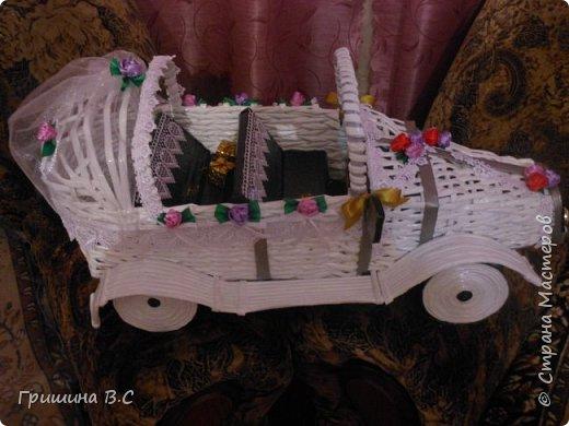 свадебный ретро автомобиль фото 3