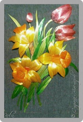 Весенний букет фото 1