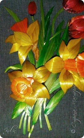 Весенний букет фото 2