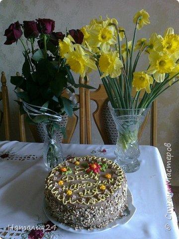 Торт себе любимой))) фото 2