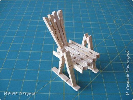 Продолжаю искать модель стульчика для феечки. Картинку подобного нашала в Интернете. Спасибо автору за идею. Клей заменила пистолетом (горячая склейка). фото 1