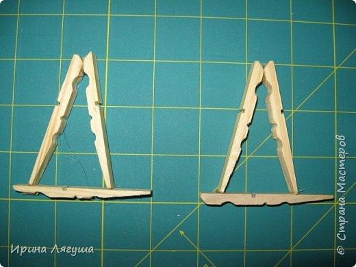 Продолжаю искать модель стульчика для феечки. Картинку подобного нашала в Интернете. Спасибо автору за идею. Клей заменила пистолетом (горячая склейка). фото 4