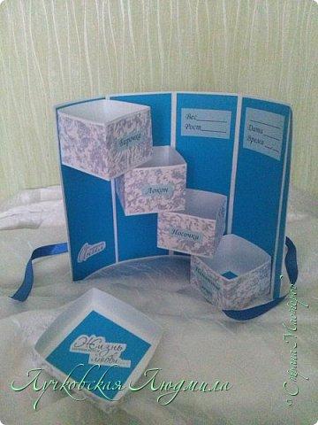 """Набор для мальчика: панно с именем и датой рождения и """"Мамины сокровища"""" фото 3"""