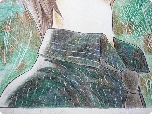 """Всем доброго вечера!) В этом блоге основное место отведено моему рисунку, но в конце есть еще немного фотографий не из этой оперы.  Это Лайт Уагами, персонаж аниме """"Тетрадь смерти"""".  фото 5"""