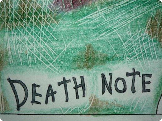 """Всем доброго вечера!) В этом блоге основное место отведено моему рисунку, но в конце есть еще немного фотографий не из этой оперы.  Это Лайт Уагами, персонаж аниме """"Тетрадь смерти"""".  фото 10"""