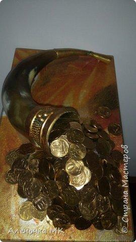 Рог денежного изобилия) фото 1