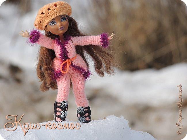 Привет, см! Мы с куклой вышли на прогулку.  фото 11