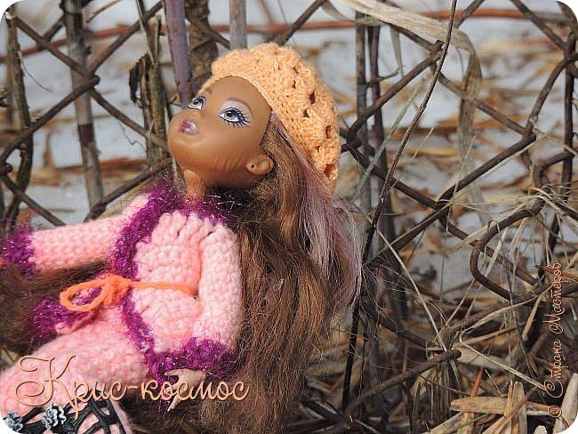 Привет, см! Мы с куклой вышли на прогулку.  фото 18