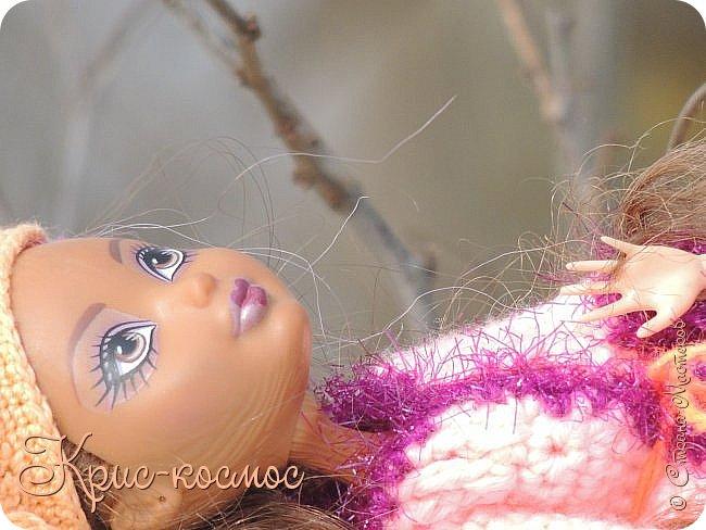 Привет, см! Мы с куклой вышли на прогулку.  фото 22