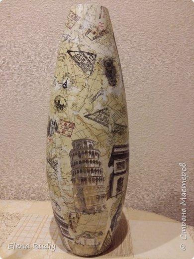 Давным-давно (лет 12-15 назад) подарил мне сын вазу. фото 7