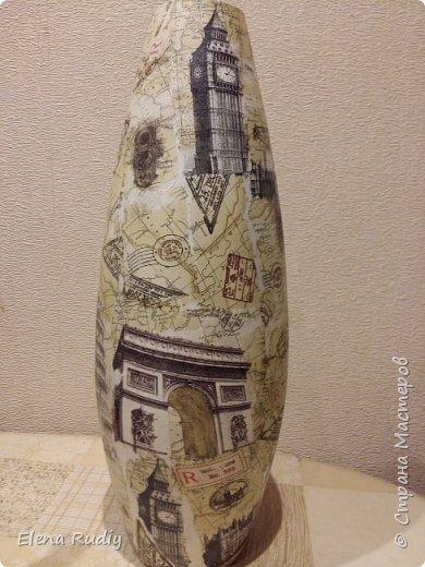 Давным-давно (лет 12-15 назад) подарил мне сын вазу. фото 8