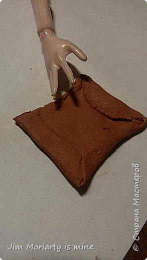 Привет, я - Шерли Холмс! Сегодня мы сделаем мороженое для куколок из массы для лепки! фото 4