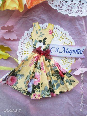 Здравствуйте, жители Страны Мастеров! Готовимся с детьми к празднику 8 марта. Сделали открытки в форме цветочного горшка. фото 10