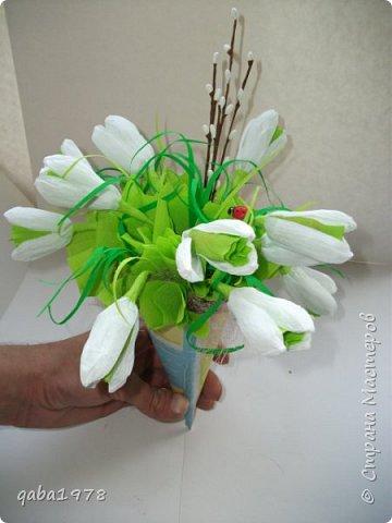 "Моя""проба пера"")))В букете в розах  конфетки ""золотая лилия"",в крокусах(марсианка) фото 3"