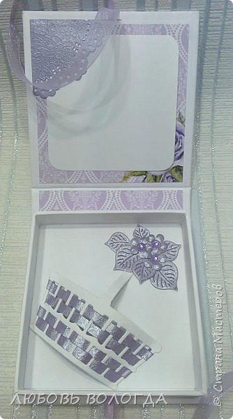 Почти одинаковые коробочки, но все же разные... фото 5