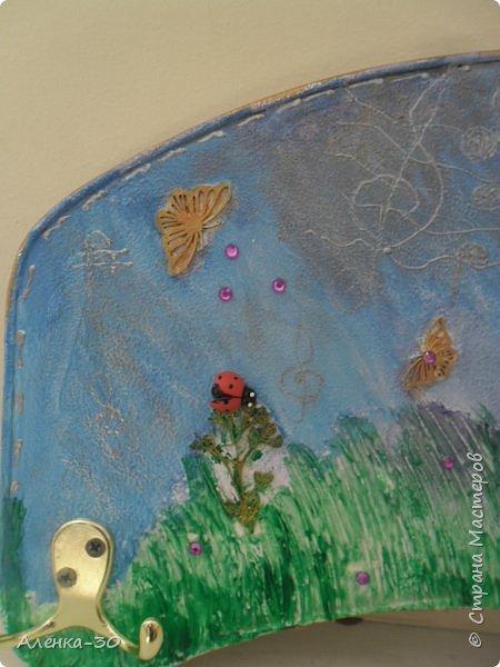 Ключница для нашей учительницы.  фото 2