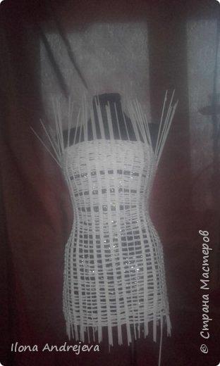 Эко платье.Авангард. фото 4