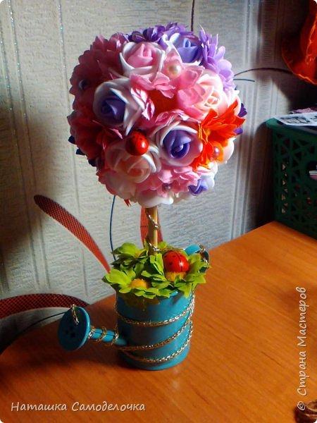 всем привет,вот такое деревце сделалось))) фото 1