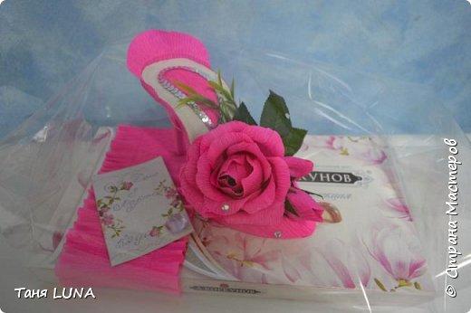 мини-манекен медсестра, для школьного мед. работника и букетик с конфетками. фото 3