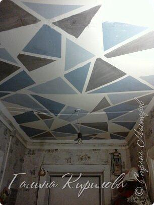 Вот такой потолок у меня получился .  фото 2