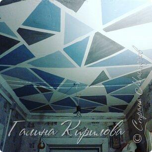 Вот такой потолок у меня получился .  фото 7