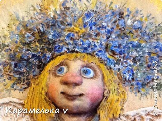 Друзья,всем солнечный привет!сегодня я представляю вашему вниманию Солнечного Ангела,по работам замечательной питерской художницы Галины Чувиляевой.Обожаю ее милых ангелочков! Всех мастериц СМ поздравляю с праздником весны!любви,счастья,красоты,улыбок!с наступающим 8 марта ,девочки!) фото 3
