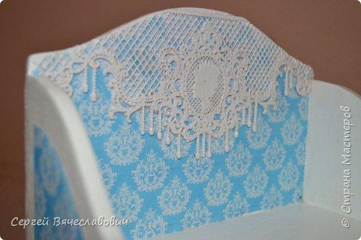 С 8 Марта ,Голубая шкатулка. фото 2