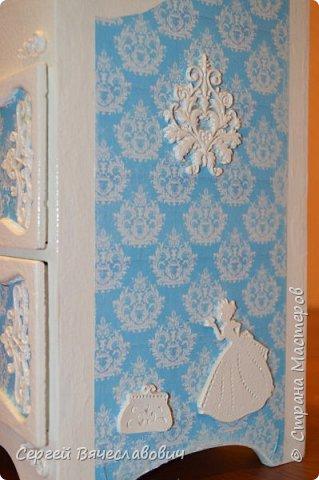 С 8 Марта ,Голубая шкатулка. фото 3