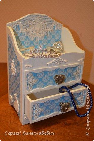 С 8 Марта ,Голубая шкатулка. фото 7