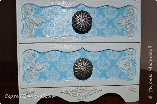 С 8 Марта ,Голубая шкатулка. фото 9